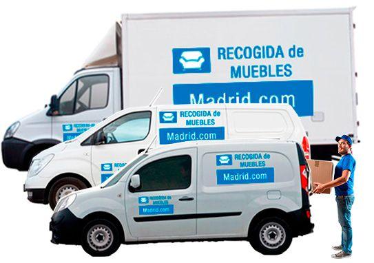 Servicio de portes recogida de muebles madrid - Recogida de muebles madrid ...