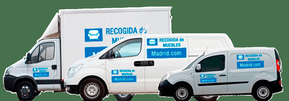 Recogida De Muebles Madrid : Mudanzas en madrid recogida de muebles