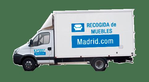 Inicio recogida de muebles madrid for Vaciado de pisos gratis madrid